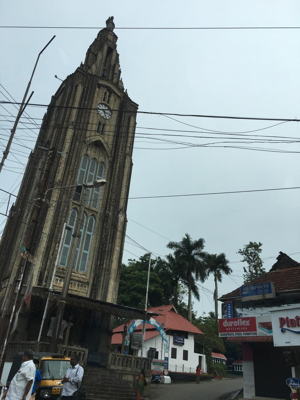 Christ the Redeemer in Kochi